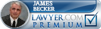 James R. Becker  Lawyer Badge