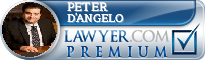 Peter A. D\'Angelo  Lawyer Badge