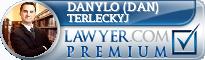 Danylo (Dan) Terleckyj  Lawyer Badge