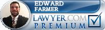 Edward M. Farmer  Lawyer Badge