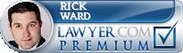Rick Ward  Lawyer Badge
