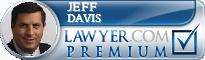 Jeff Davis  Lawyer Badge
