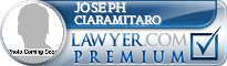 Joseph Peter Ciaramitaro  Lawyer Badge