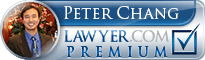 Peter Chang  Lawyer Badge