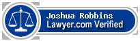 Joshua Robbins  Lawyer Badge