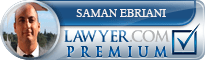 Saman Ebriani  Lawyer Badge