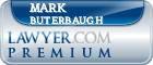 Mark A. Buterbaugh  Lawyer Badge