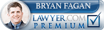 Bryan Fagan  Lawyer Badge
