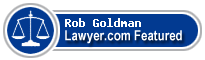Rob Goldman  Lawyer Badge