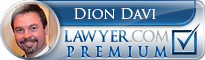 Dion U. Davi  Lawyer Badge