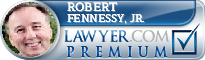 Robert Holmes Fennessy, Jr.  Lawyer Badge