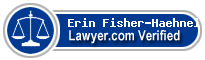 Erin L. Fisher-Haehnel  Lawyer Badge