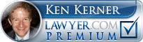 Ken Kerner Lawyer Badge