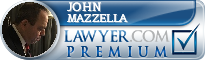 John Mazzella Lawyer Badge
