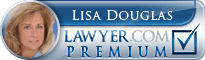 Lisa Gail Douglas  Lawyer Badge