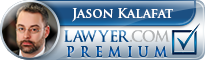 Jason Kalafat  Lawyer Badge