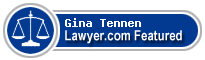 Gina Tennen  Lawyer Badge