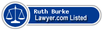 Ruth Burke Lawyer Badge