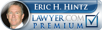 Eric H Hintz  Lawyer Badge