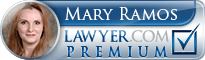Mary Ramos Lawyer Badge