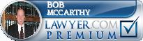 Bob McCarthy  Lawyer Badge