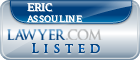 Eric Assouline Lawyer Badge