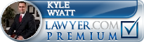 Kyle Wyatt  Lawyer Badge