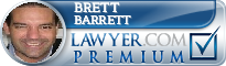 Brett Barrett  Lawyer Badge