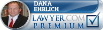 Dana A. Ehrlich  Lawyer Badge
