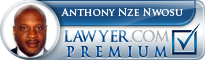 Anthony Nze-Nwosu Lawyer Badge