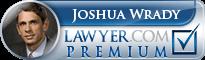 Joshua Aaron Wrady  Lawyer Badge