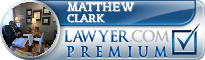 Matthew R Clark  Lawyer Badge