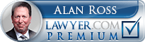 Alan Ross Lawyer Badge