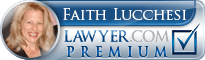 Faith M. Lucchesi  Lawyer Badge