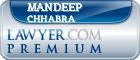 Mandeep Singh Chhabra  Lawyer Badge