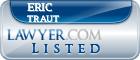 Eric Traut Lawyer Badge