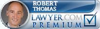Robert M. Thomas  Lawyer Badge