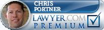Chris Portner  Lawyer Badge