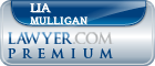 Lia E. Mulligan  Lawyer Badge