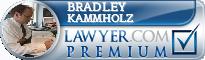 Bradley Kammholz  Lawyer Badge