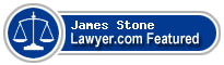James Stone  Lawyer Badge