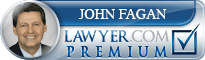 John Fagan  Lawyer Badge