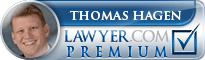 Thomas Hagen  Lawyer Badge