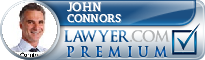 John Connors  Lawyer Badge