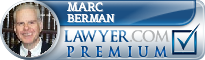 Marc Berman  Lawyer Badge