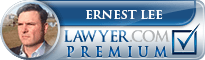 Ernest Lee  Lawyer Badge