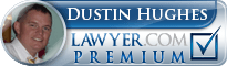 Dustin M. Hughes  Lawyer Badge
