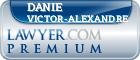 Danie Victor-Alexandre  Lawyer Badge