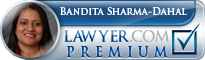 Bandita Sharma-Dahal  Lawyer Badge