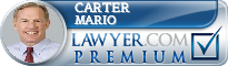 Carter Mario  Lawyer Badge